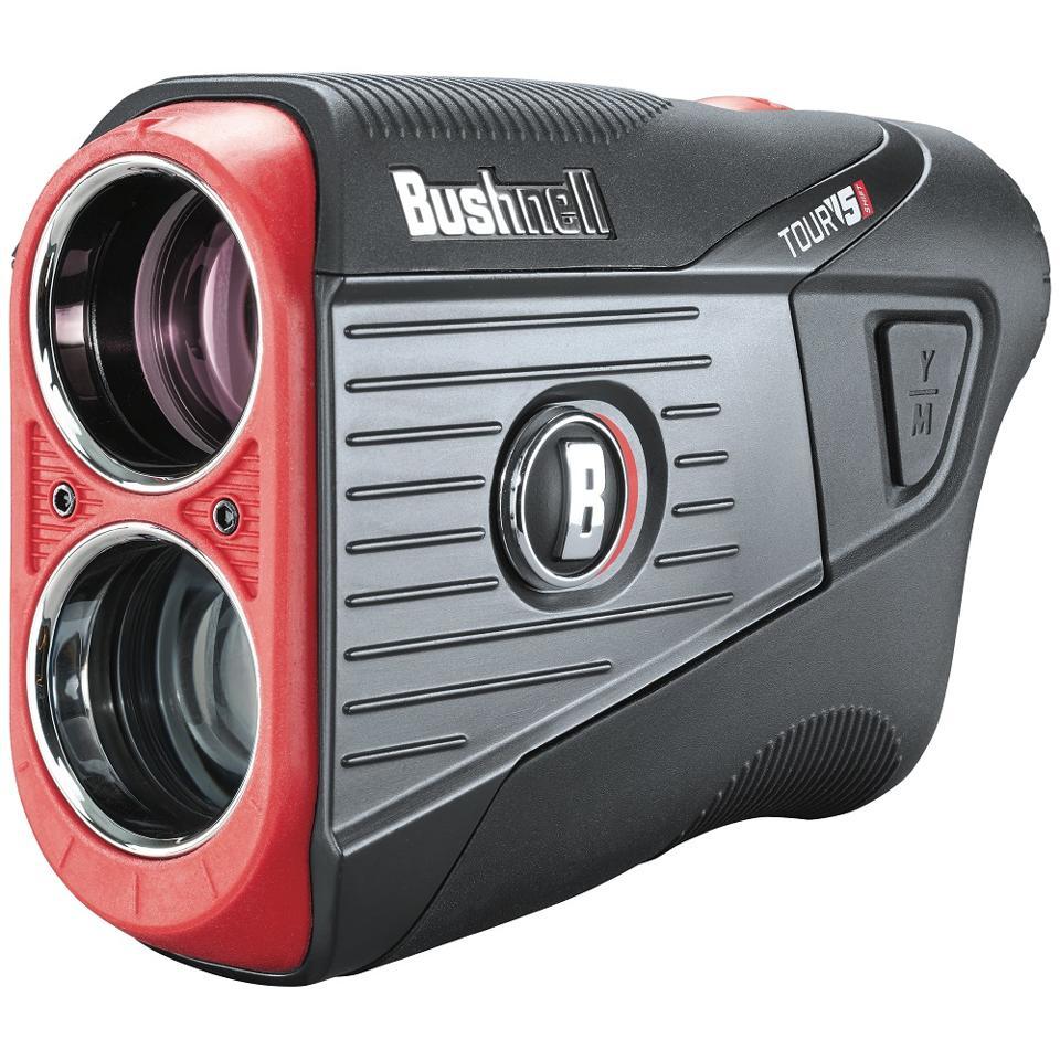 Bushnell laser rangefinder for golf