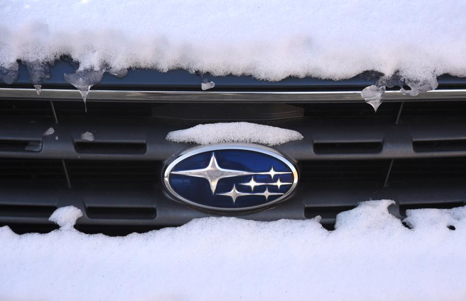 Subaru is the Japanese name for the Pleiades.