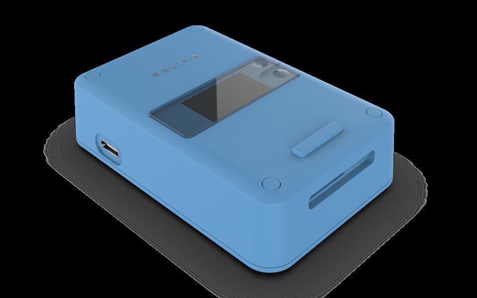 New salvia-based device by Ricovr