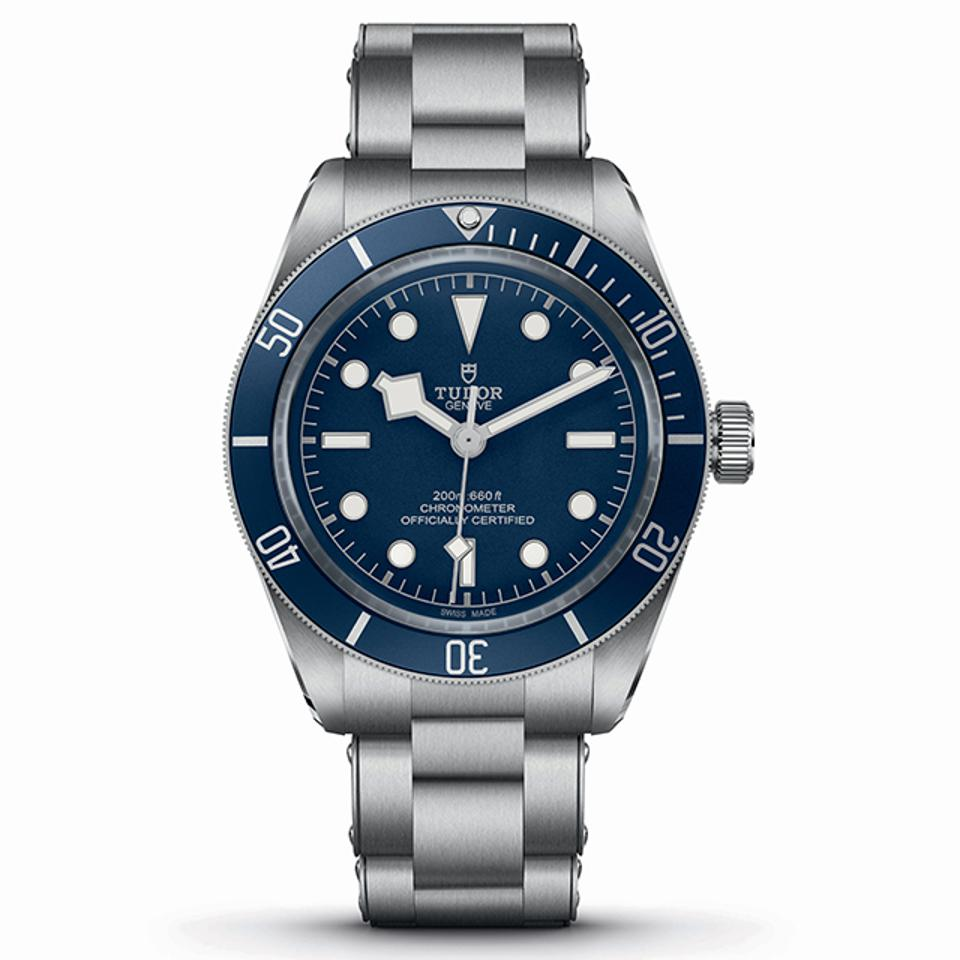 The Challenge Watch Prize was awarded to the Tudor Black Bay Fifty-Eight, for watches under $4,000.