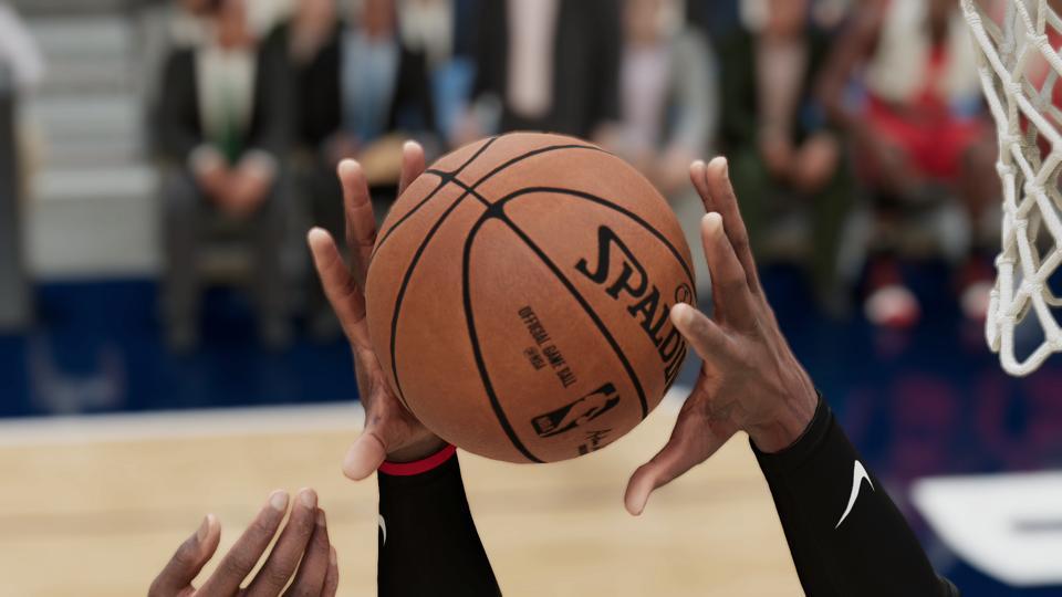 NBA 2K21 Haptic Feedback