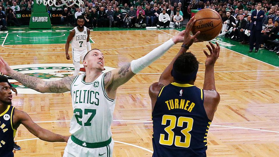 Indiana Pacers v Boston Celtics - Game Two