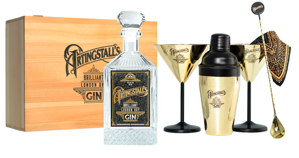 Artingstall's Brilliant London Dry Gin Limited Edition Cocktail Kit
