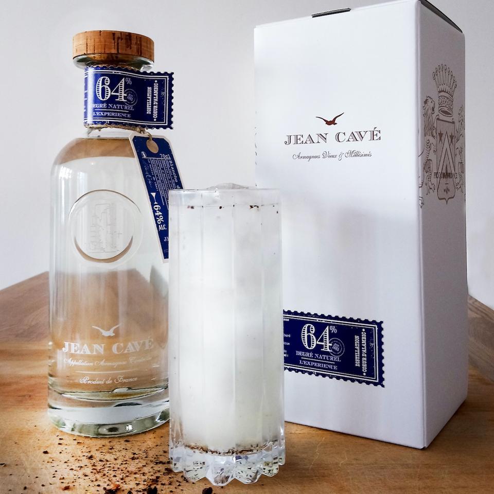 The Mirasol, created by Emmanuel Brandelet, Les Artisans du Cocktail.