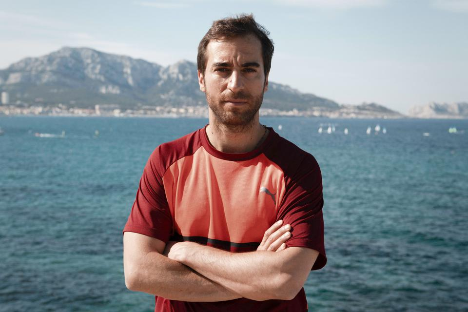 Soccer player Mathieu Flamini, who has launched Unity.