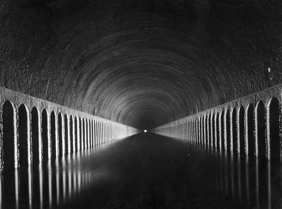 Tunnel De Roue