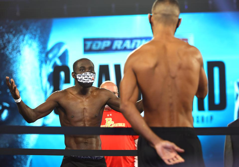 Terence Crawford vs Kell Brook results purses analysis
