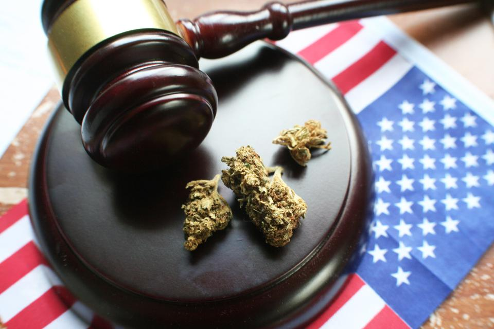 Two weeks ago, all the states that had pot legalization measures on their ballots passed.