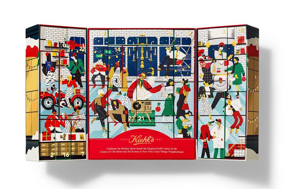 beauty advent calendar luxury
