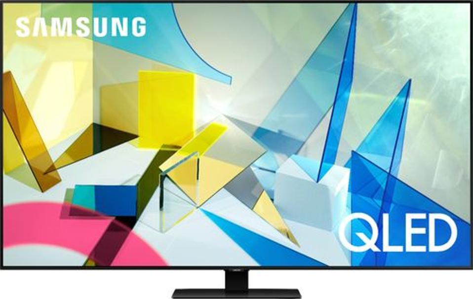 Samsung - 65″ Class Q80T Series LED 4K UHD Smart Tizen TV