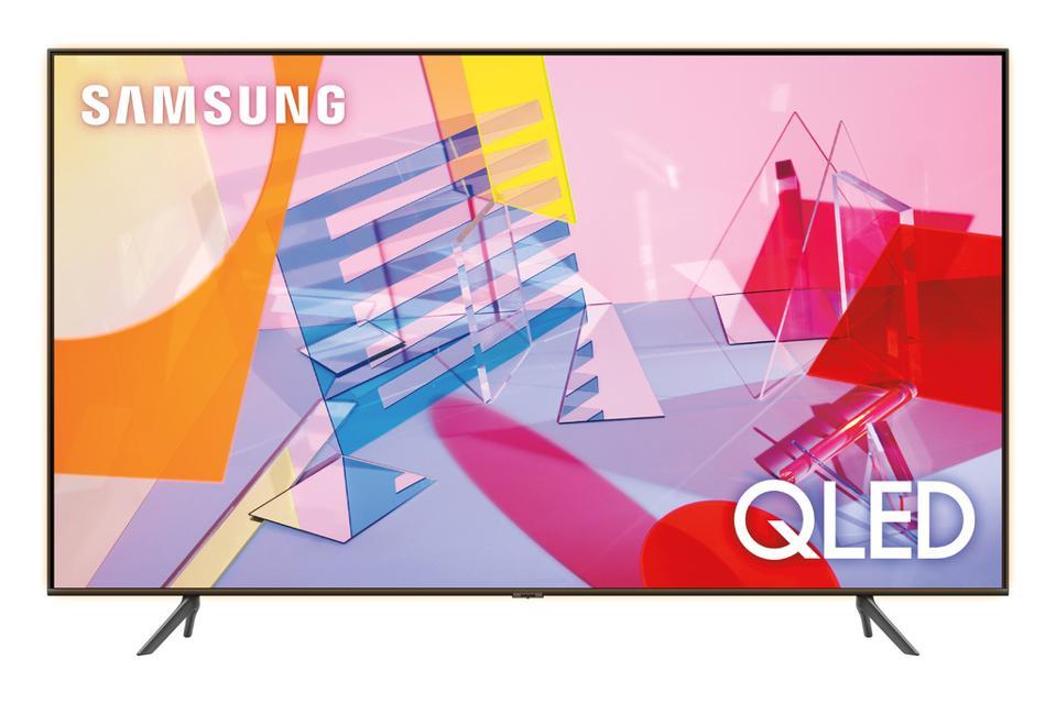 SAMSUNG 75″ Class 4K Ultra HD (2160P) HDR Smart QLED TV