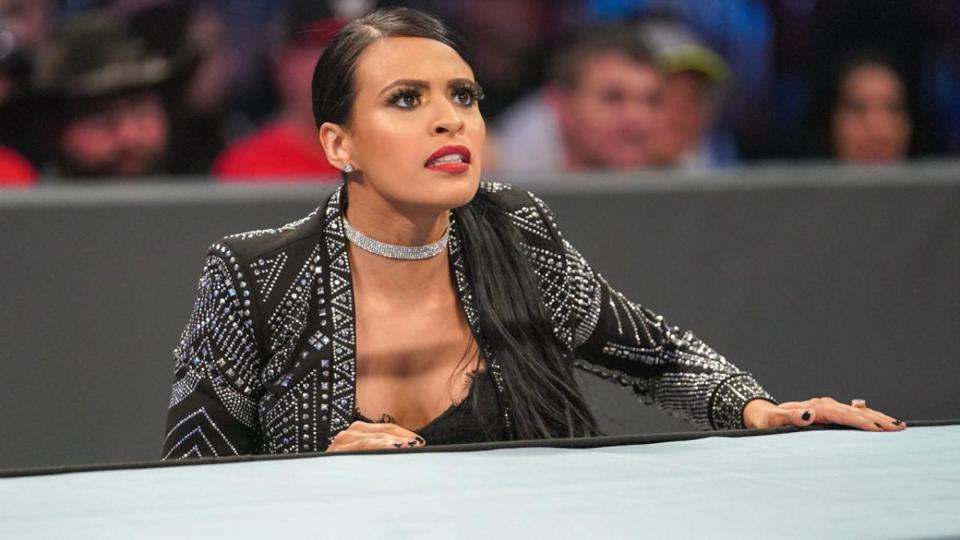 Zelina Vega was released by WWE on Friday.