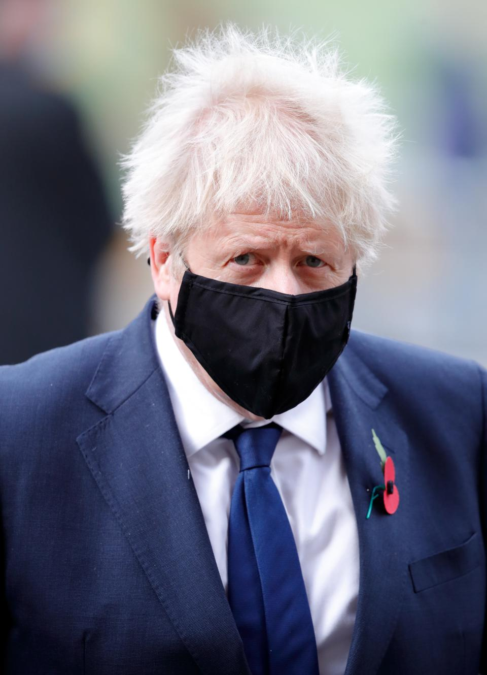 U.K. PM Boris Johnson