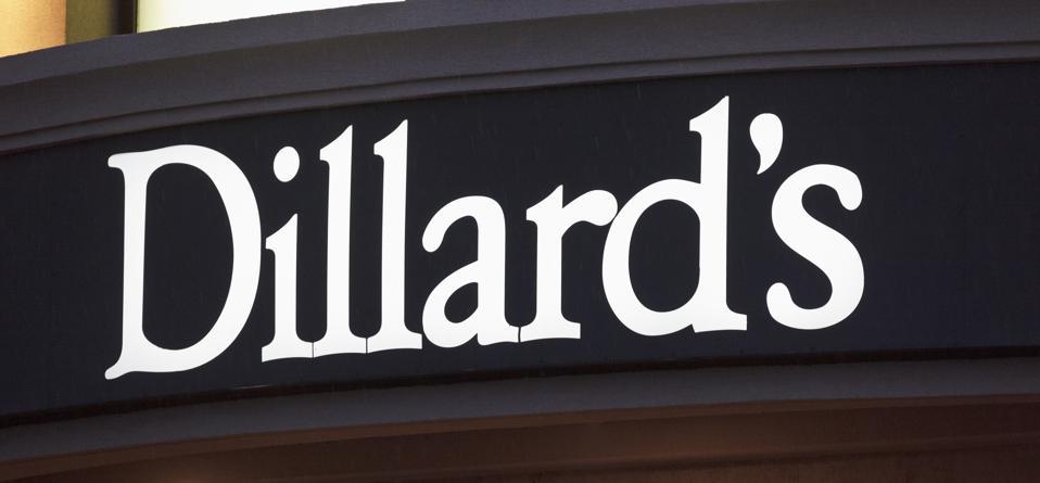 Dillard's department store