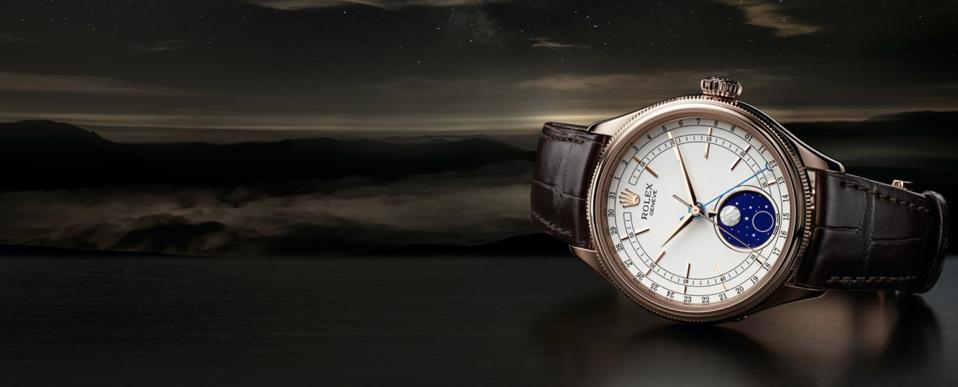 Rolex Cellini Time, Everose Gold, 39mm