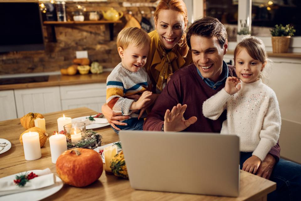 How A Zoom Thanksgiving Celebration Will Impact Black Friday