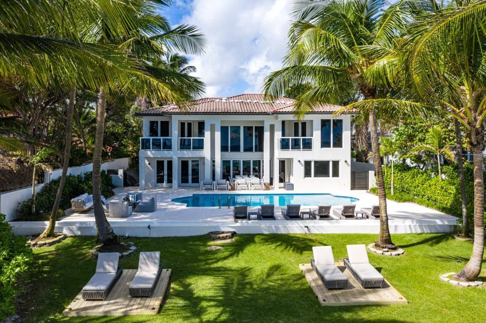 Sammy Sosa, Florida, luxury, real estate, baseball, beachfront, ocean, design, Compass