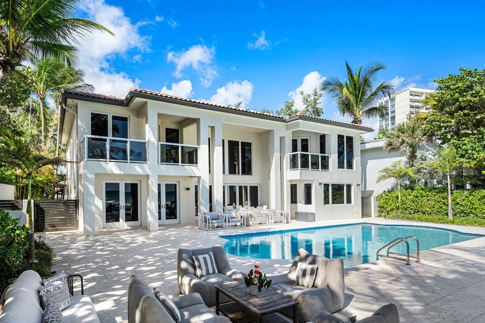 Sammy Sosa, Florida, luxury, real estate, design, baseball, Cubs, beach, ocean, Compass