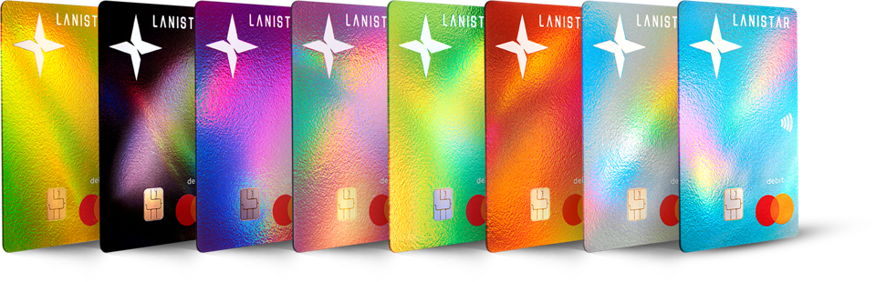 Lanistar's New Card Supports Personalized Security, A First In Fintech