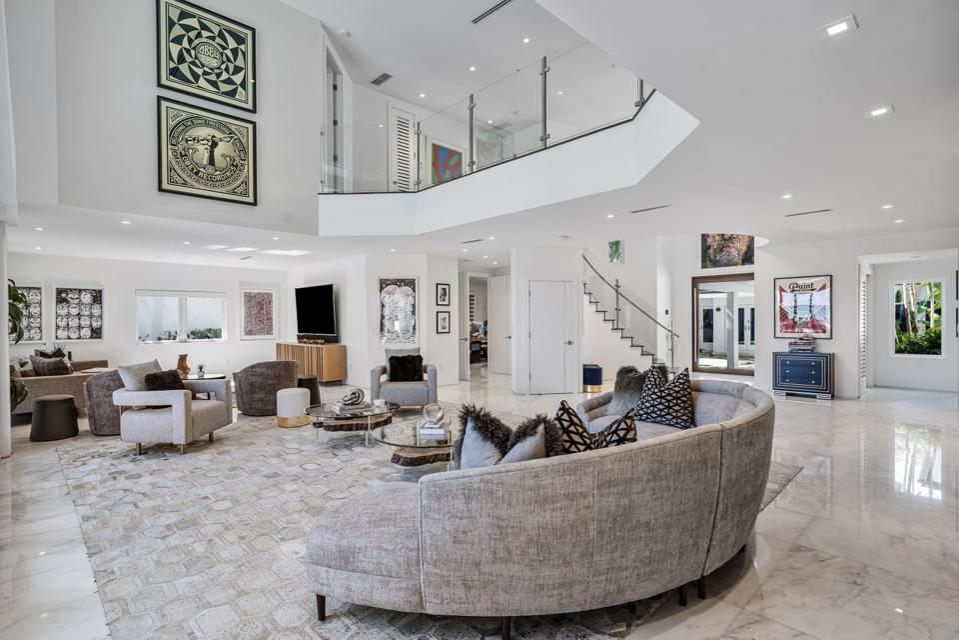 Sammy Sosa, Florida, luxury, real estate, design, baseball, Cubs, beachfront, ocean, Compass