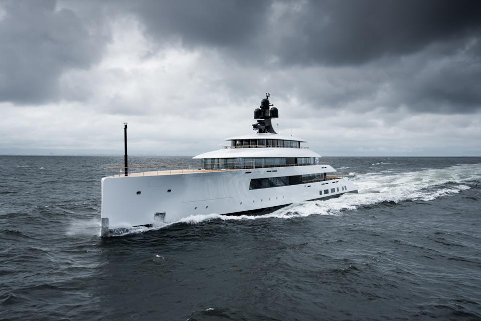 Feadship gagne gros aux prix BOAT International World Superyacht