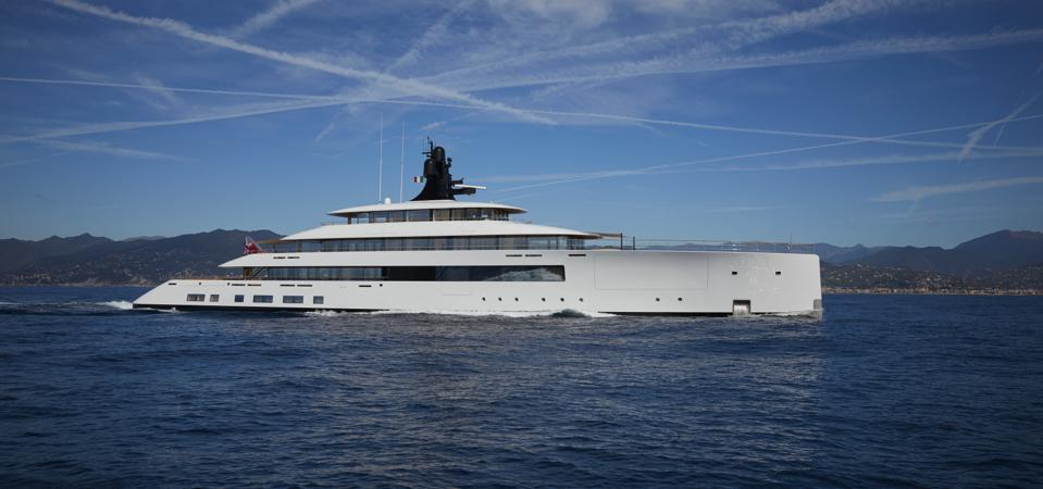 Pi is the Motor Yacht of the Year.