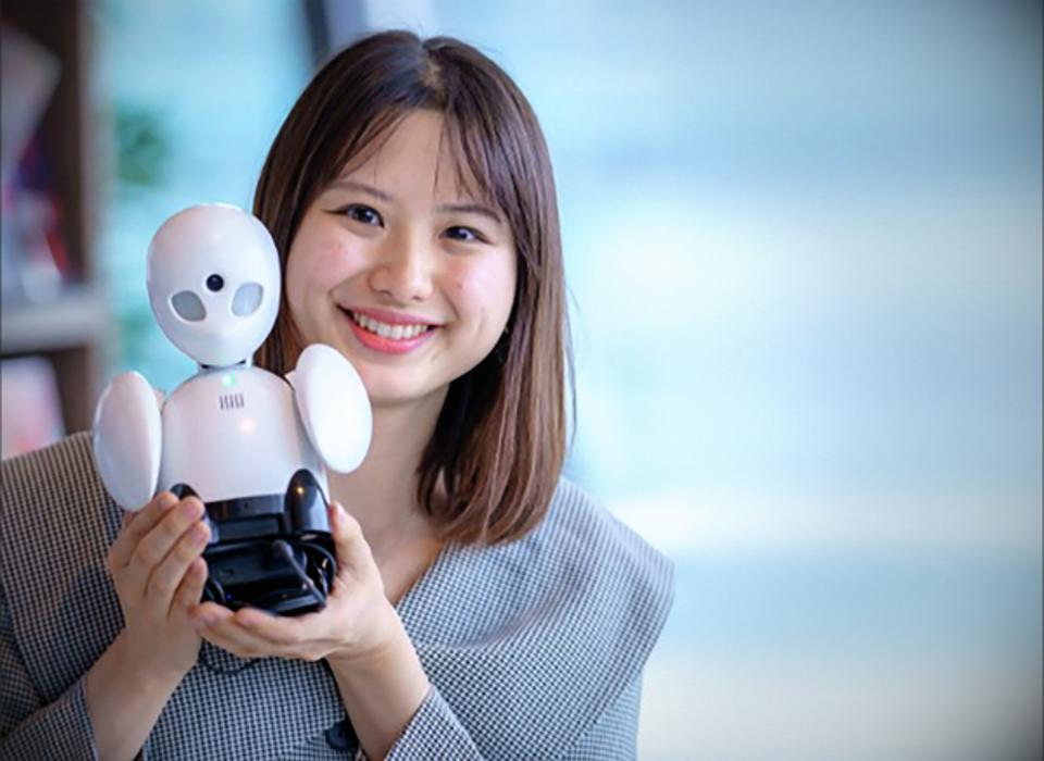 COO of Ory Laboratories Yuki Aki