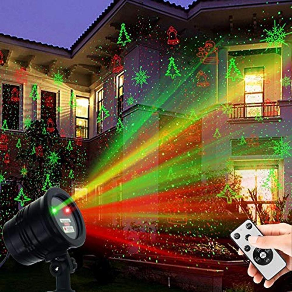 Xmas light projector