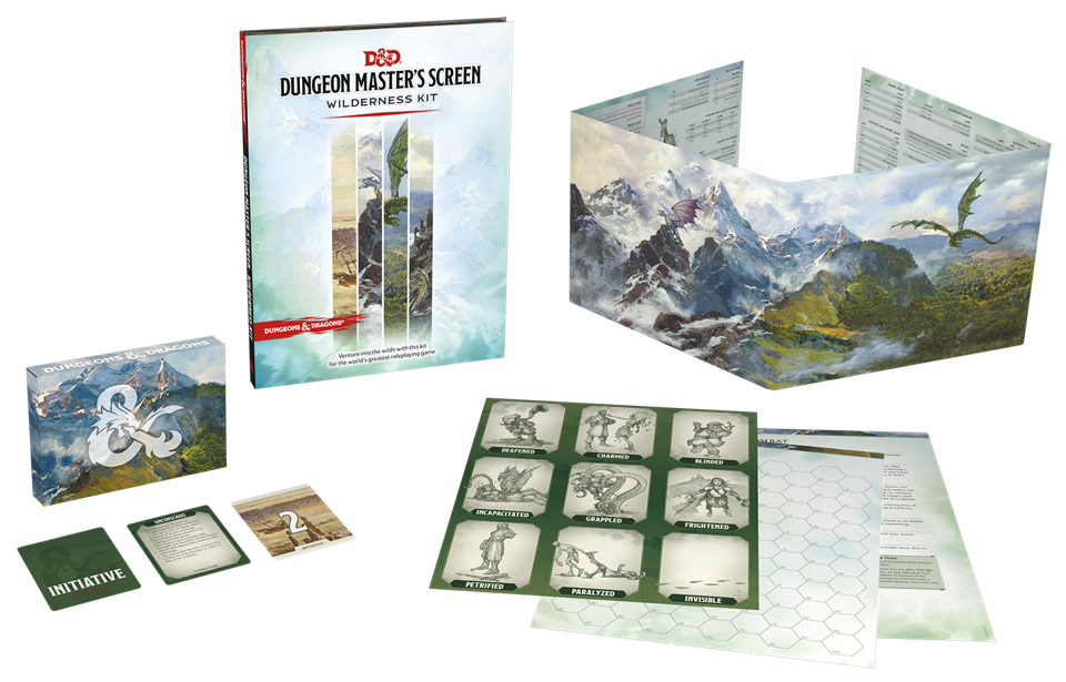 The Wilderness Screen kit.