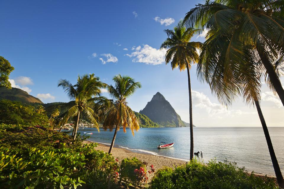 St. Lucia Black Friday cyber Monday Travel Tuesday deals