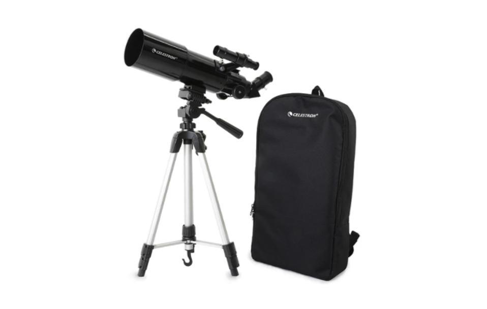 The affordable Celestron travel telescope