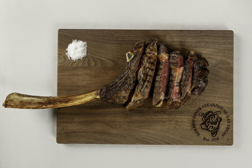 Golden Steer Las Vegas steak