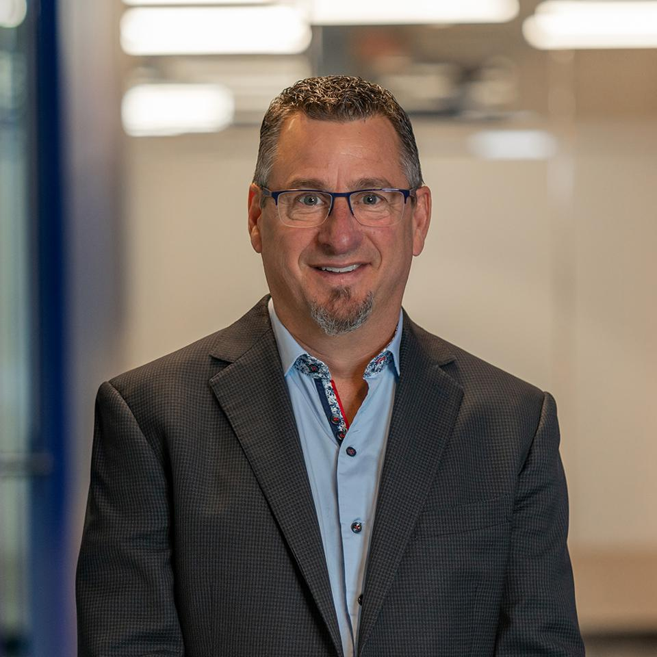picture of cEO frank poore
