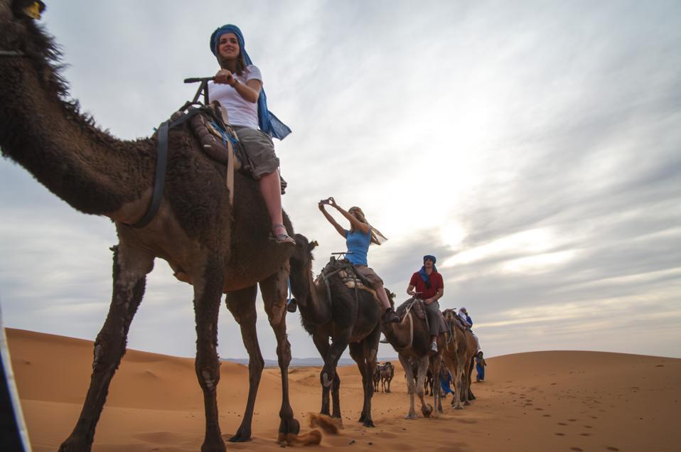 G adventures morocco sahara desert Black Friday cyber Monday Travel Tuesday deal