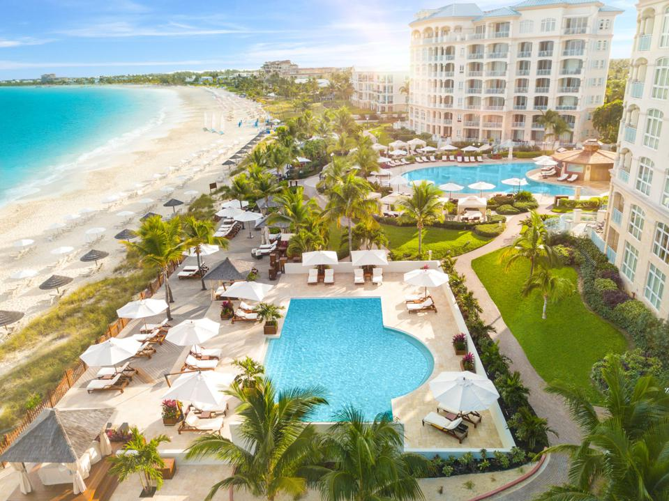 Providenciales, Turks & Caicos Black Friday cyber Monday Travel Tuesday deals