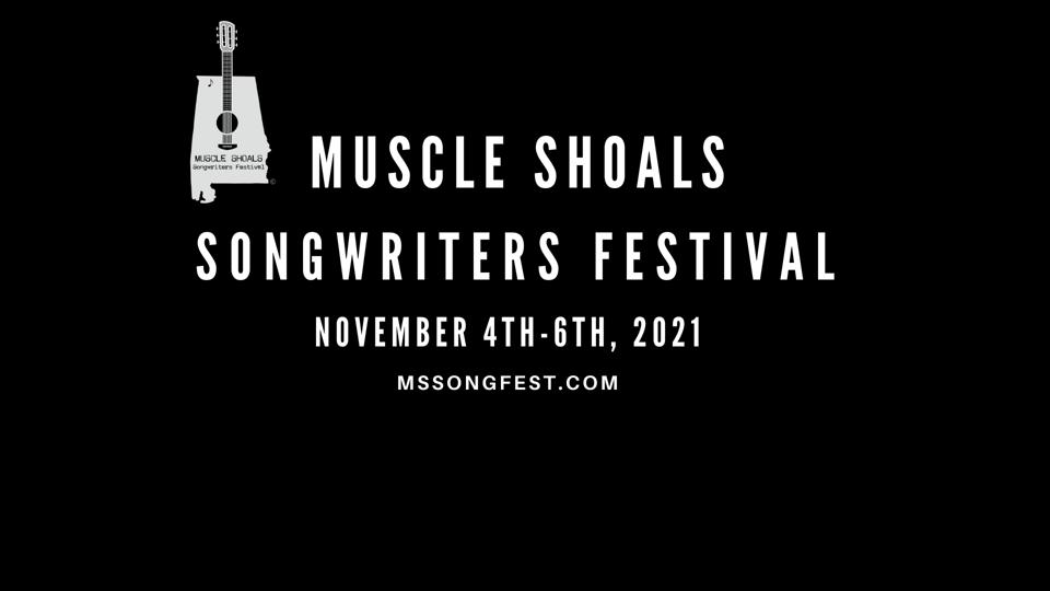 Glanton formed Muscle Shoals Songwriters Festival in 2019.