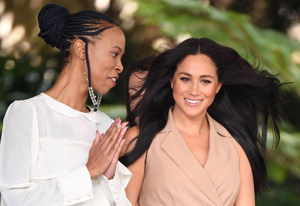 The Duchess of Sussex became Patron of the ACU in January 2019, reflecting the causes and issues she has spent decades championing – including female empowerment and access to education.
