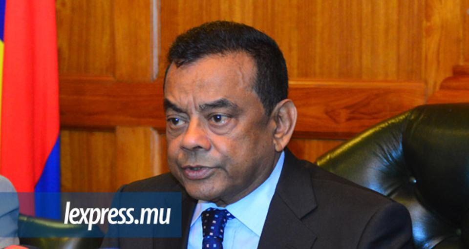 Deputy Prime Minister of Mauritius, Ivan Collendavelloo stepped down as Deputy Prime Minister in June, following corruption allegations against him over the St Louis Power Plant.