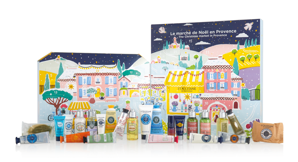 beauty advent calendars best
