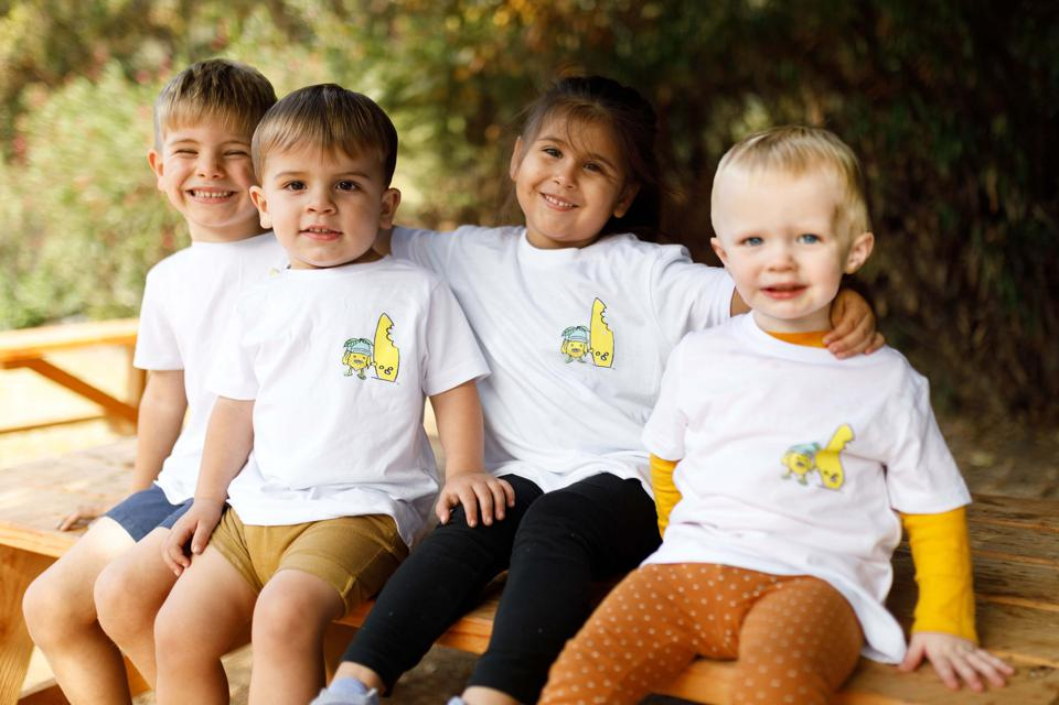 Bitchin' Kids, Bitchin' Sauce's on-site child care, celebrates their one year anniversary.