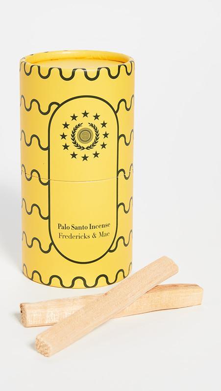 Fredericks & Mae Palo Santo Incense white elephant gift idea