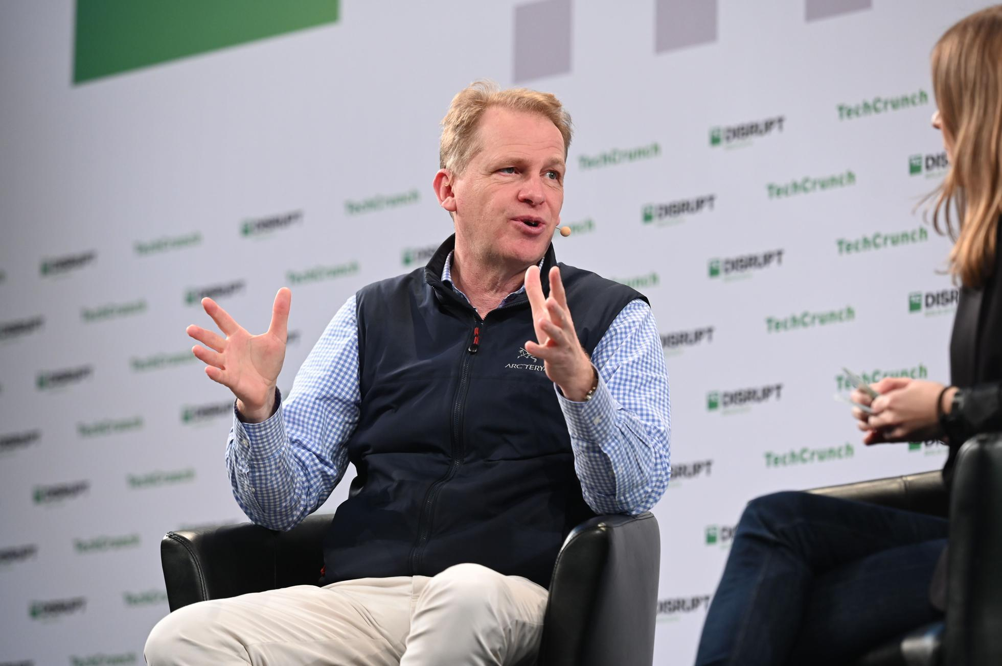 Graphcore CEO Nigel Toon