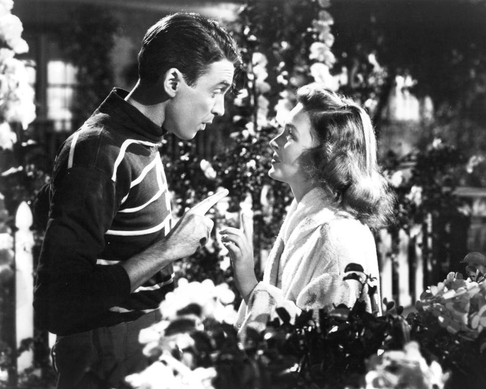 It's A Wonderful Life, Frank Capra, James Stewart, Donna Reed, Christmas, holiday, movies