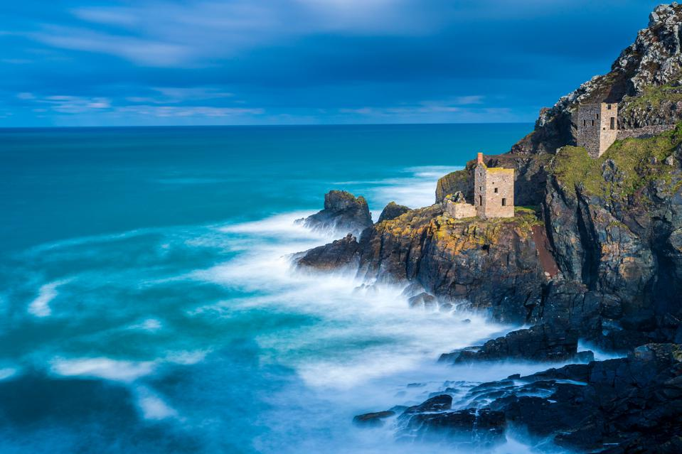 World's Best Destinations, National Geographic: South West Coast Path in Cornwall's Atlantic coast,