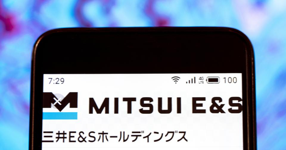 Mitsui Engineering & Shipbuilding owns a large range of business assets linked to shipbuilding, ship engines and power plants