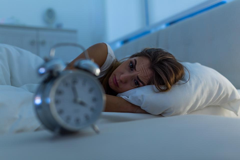 Women are more likely to suffer from insomnia and take sleeping medication.