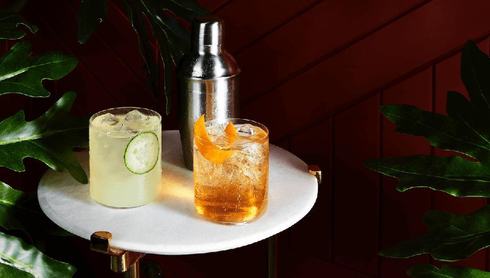 JetBlue cocktails