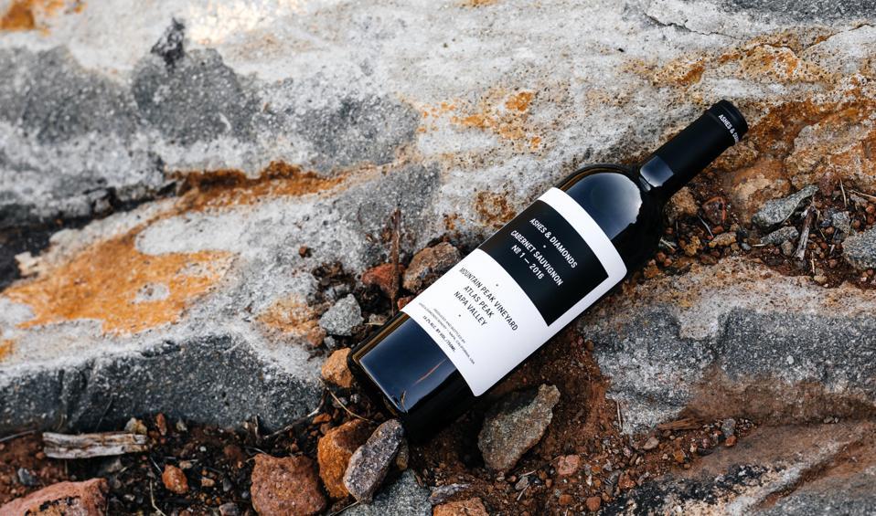 Ashes & Diamonds Mountain Peak Vineyard Atlas Peak Cabernet Sauvignon
