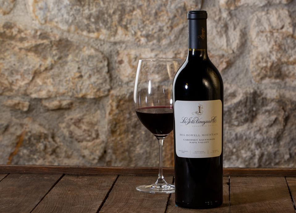 La Jota Vineyard Company Howell Mountain Cabernet Sauvignon