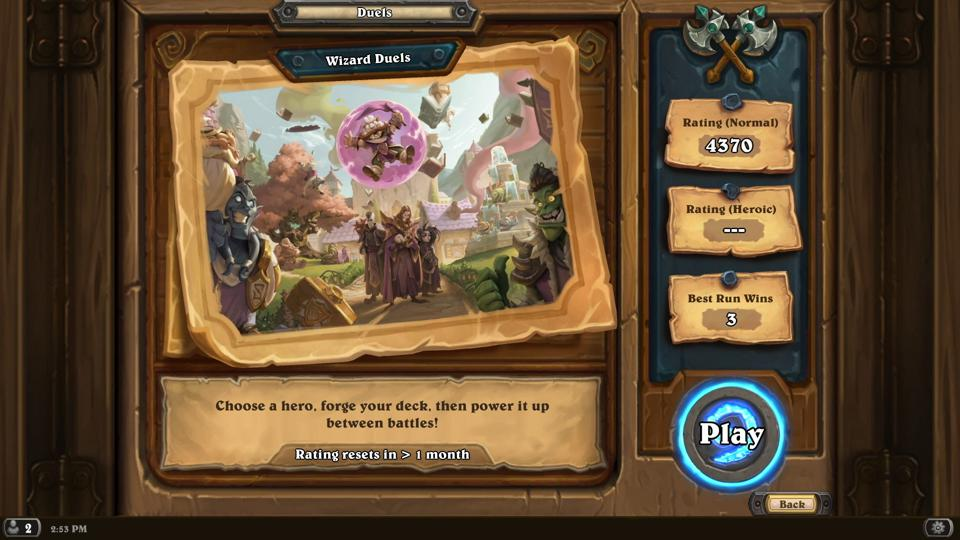 Developers On Hearthstone S Newest Expansion Madness At The Darkmoon Faire And What Didn T Make The Cut Madness at the darkmoon faire is now live: the darkmoon faire